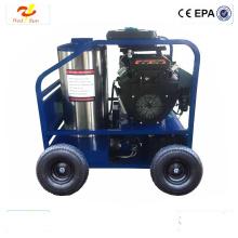 Benzin-Kraftstoff-Kanal sauber gemacht in China Hochdruckreiniger