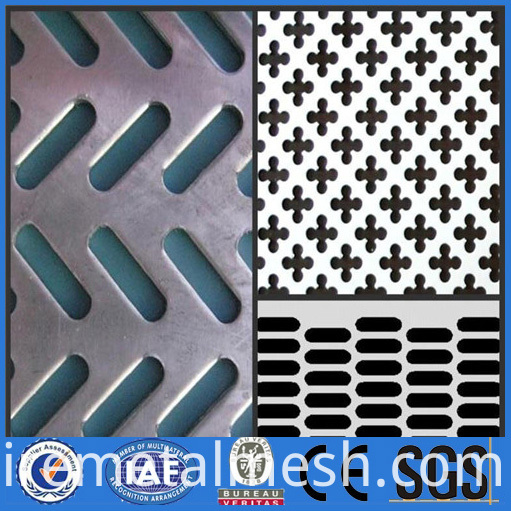 golden supplier perforated metal mesh