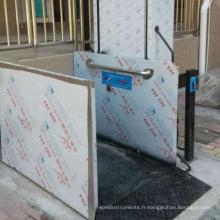 Ascenseur d'escalier de fauteuil roulant de plate-forme de handicapé pour l'usage à la maison