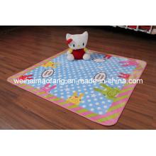 Raschel visón bebé Shaggy alfombra/alfombra (NMQ-CPT0015)