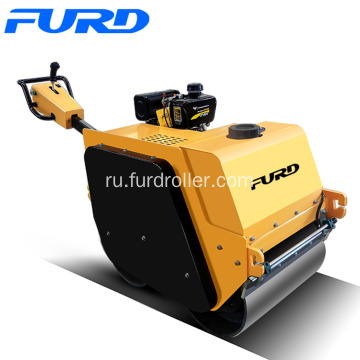 Hydrostatic+Walk+behind+Vibrating+small+road+roller