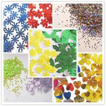 Hexagon Glitter Powder, décoration d'emballage
