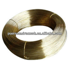 Cables de latón brillante (alambre de cobre)