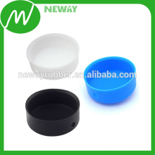 Custom Made NBR SBR EPDM Rubber OEM Non-toxic Rubber Cap