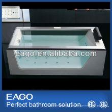 Bañera de hidromasaje doble de agua echada a un lado (AM152JDTS-1Z)