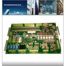 STEP Aufzugstafel SM-01-CDA STEP-Panel-Karte