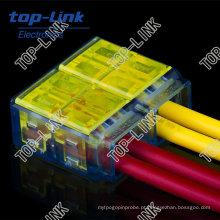 Bloco de terminais elétricos (conector de fio)