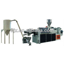 PVC hot-cutting pelletizing line