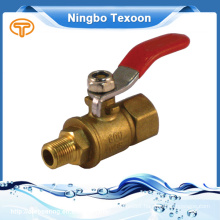China Wholesale Custom Brass Stop Valve
