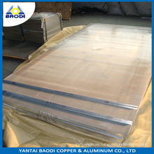 6061 6082 Bloque / Placa / Hoja de Aluminio