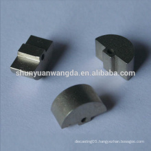 precision tungsten casting parts
