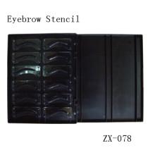 Hochwertige 3D Augenbraue Shapingd Ddesign Stedncil