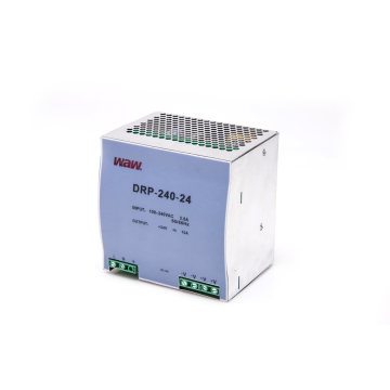 240W 24V 10A Switching Power Supply with Short Circuit Protection