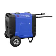Nouveaux générateurs à onduleur numérique à essence du système 7000W