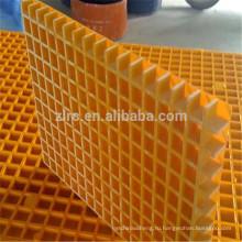 Решетки из стеклопластика высокой прочности лучшей цене