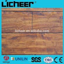 Revêtement de sol imitation bois intérieur sol stratifié facile