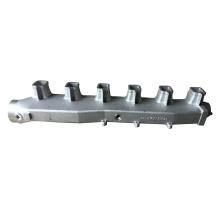 aluminum gravity casting intake manifold custom aluminum casting bellhousing permanent mold aluminum cast car parts