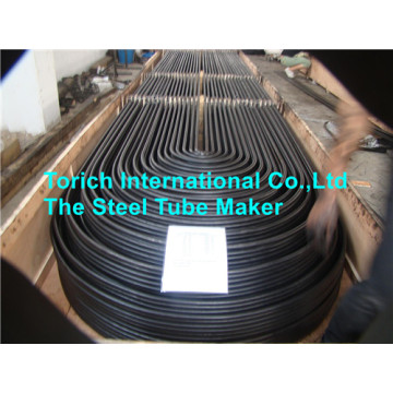 Seamless Cold Drawn Carbon Feedwater Heater U Tubes
