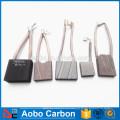 Forklift carbon brush