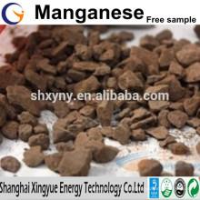 Preço competitivo de minho de manganês para a remoção de minério de ferro e manganês