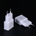 5V2A adaptador de corriente usb europeo