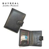 Leather Card Holder Wallet OEM Factory Direct
