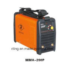 Máquina portable de la soldadura del arco del inversor IGBT (MMA-140P / 160P / 200P)