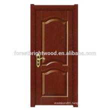 Interior Melamine wooden Door With Honeycomb Paper Door Design