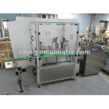 Mechanical Hand Type Vial Filling And Capping Machine