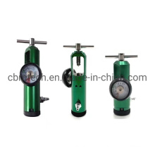 Cga870 Medical Oxygen Regulator with Barb/Diss Outlet