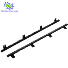 Nylon sliding gate gear rack