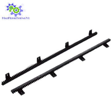 Nylon sliding gate gear rack
