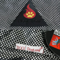 HeatPaw Heat Reflective Dog Apparel Reversible Fleece Large Dog Jumpsuit Pet Clothes For Dog