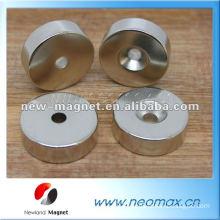 N52 Grade Countersunk Magnet