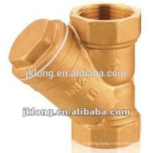 606 Y type Brass strainer