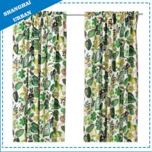 Inicio Textil 100% cortinas de lino de la ventana