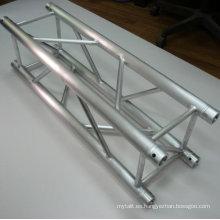 Stand ferial Portátil utilizado truss de aluminio, equipos de elevación de armadura