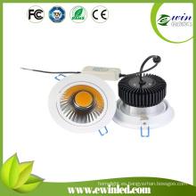 Luz de techo de 15W COB Dimmable LED con 3 años de garantía