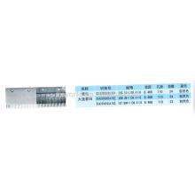 Sigma escorregador travolator pente DSA2000903A / B / DSA2000905A / B / DSA2000904A / B
