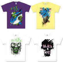 New Design Cheap Price 3D Digital Print Short Sleeve T Shirt