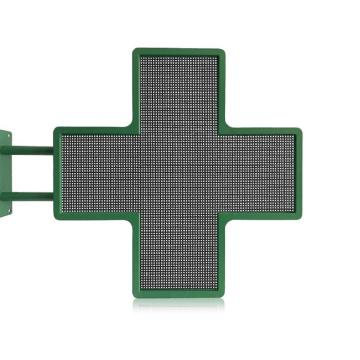 Display a LED per farmacia P10 Cross