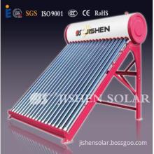 Home use solar heater