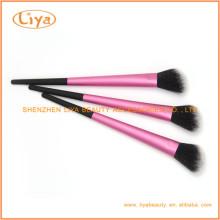 Último producto maquillaje polvo rubor cepillo