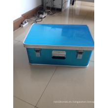 Caja de aluminio del transporte del vuelo, vuelo de almacenaje profesional del aluminio