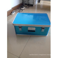 Transport Aluminium Flight Case, Professional Aluminium Storage Flight