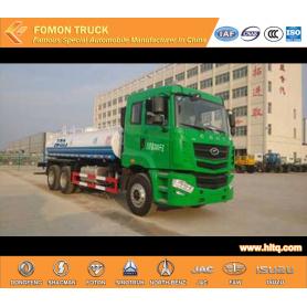 CAMC 6X4 20000L Water Tank Truck
