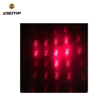 SCL-2015110003 Universal Lights Motorcycle LED Rear Light Laser Brake Light