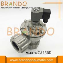 Válvula de poeira de fundição de alumínio CA45DD