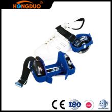 Sapatos de skate de roda piscante de qualidade superior com luzes led
