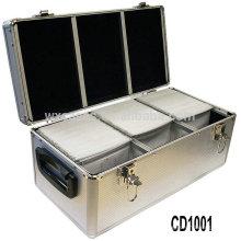 haute qualité & fort 720 CD disques en aluminium CD affaire en gros fabricant, Chine
